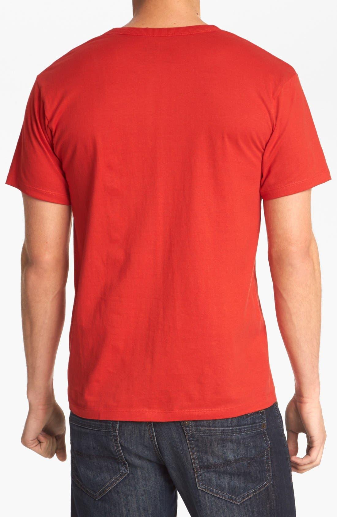 Alternate Image 2  - Obey 'Diamond Leaf' T-Shirt