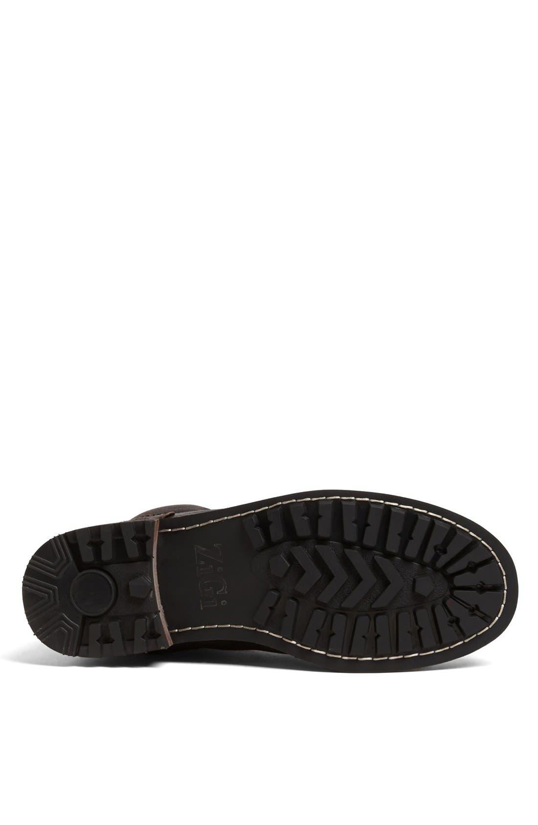 Alternate Image 4  - ZIGIny 'Catcher' Plain Toe Boot
