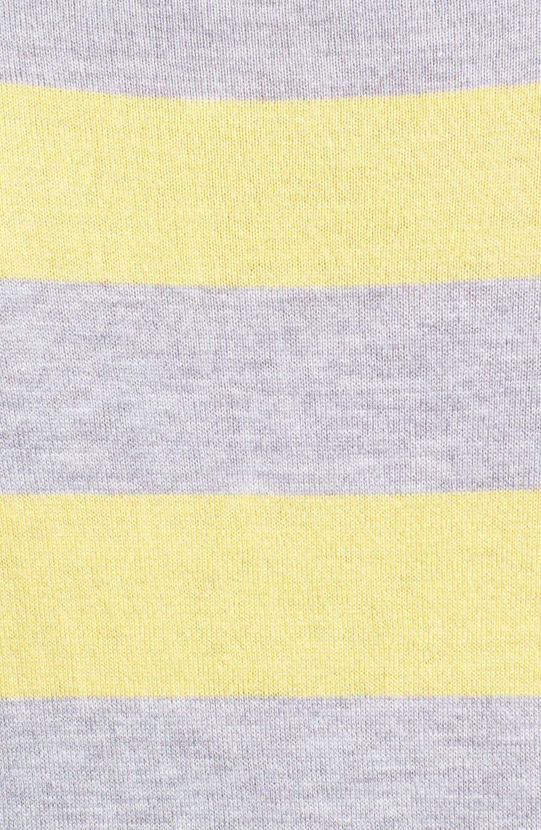 Alternate Image 3  - Halogen® Pattern Sweater (Plus Size)