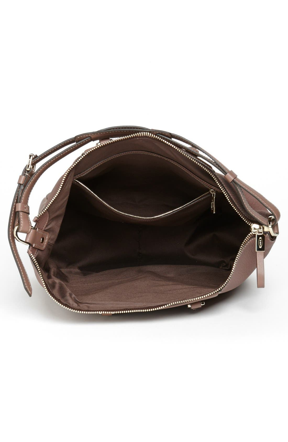 Alternate Image 3  - Tod's 'Classic Miky - Medium' Leather Tote
