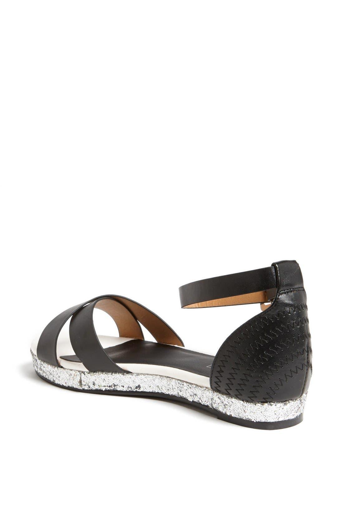 Alternate Image 2  - Topshop 'Hyper Glitter' Sandal