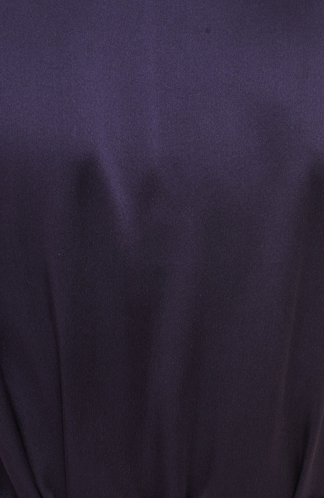 Alternate Image 3  - Lanvin Sleeveless Satin Dress