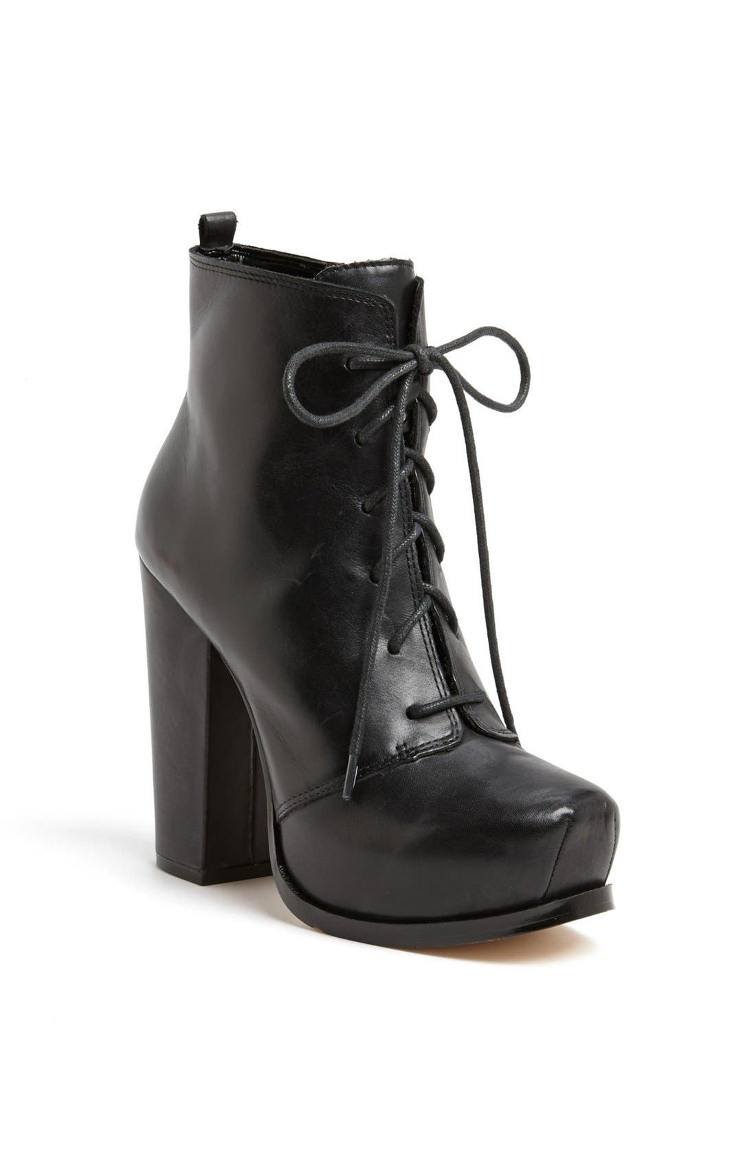 Alternate Image 1 Selected - BCBGeneration 'Ithaka' Platform Bootie