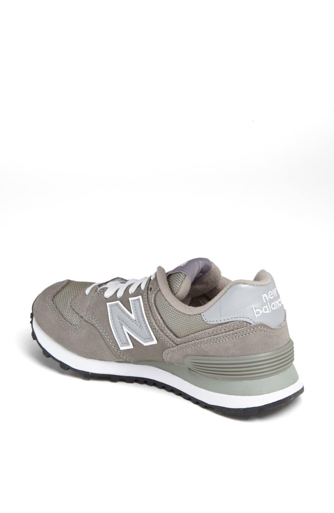 Alternate Image 2  - New Balance '574' Sneaker (Women)