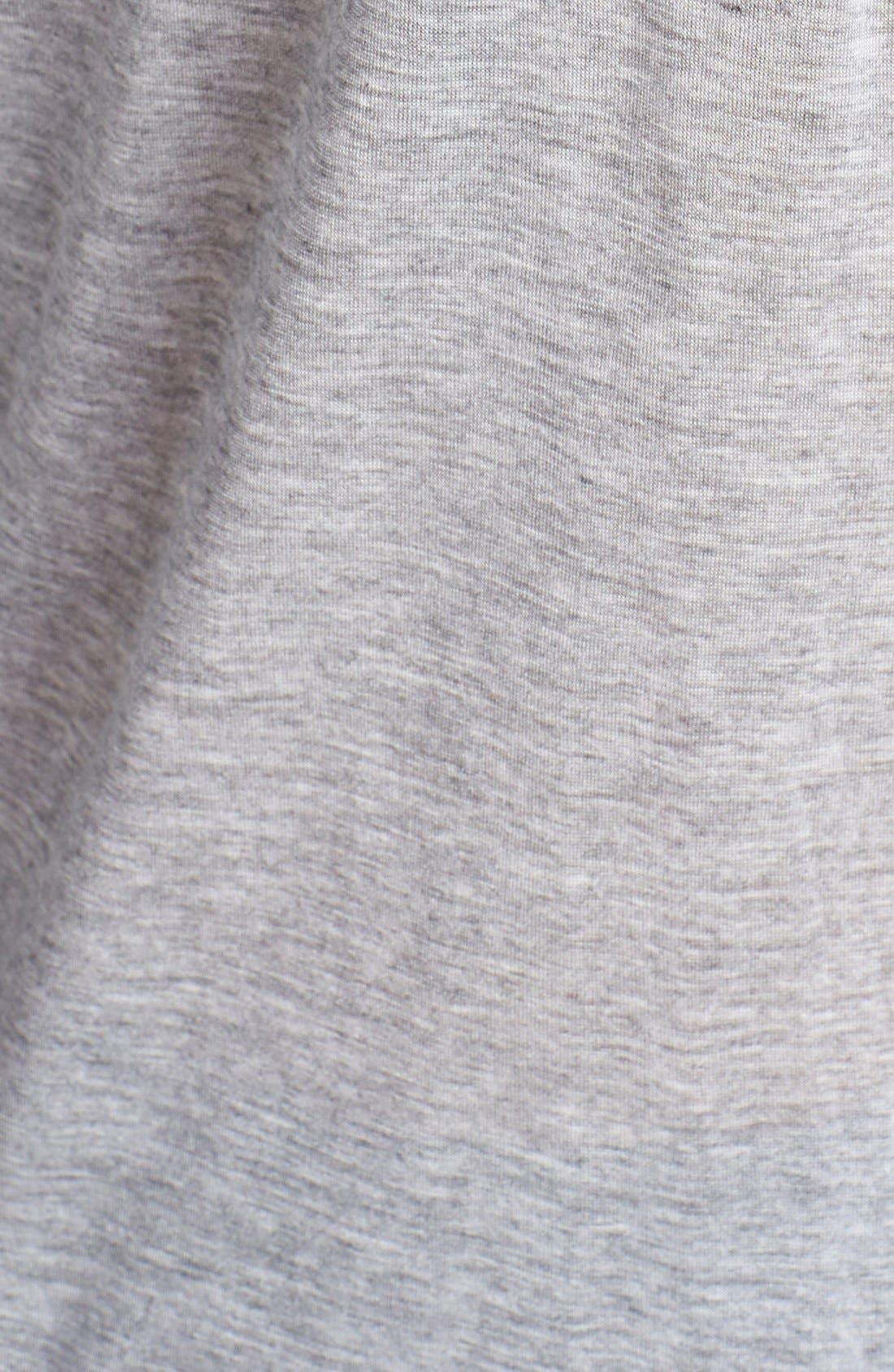 Alternate Image 3  - Leith Long Sleeve Sheer Tunic