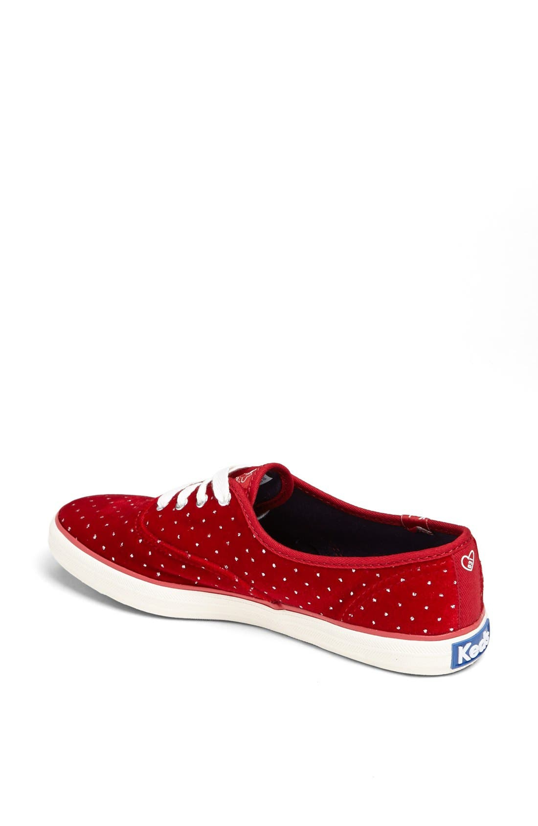 Alternate Image 2  - Keds® Taylor Swift 'Velvet Glitter' Champion Sneaker