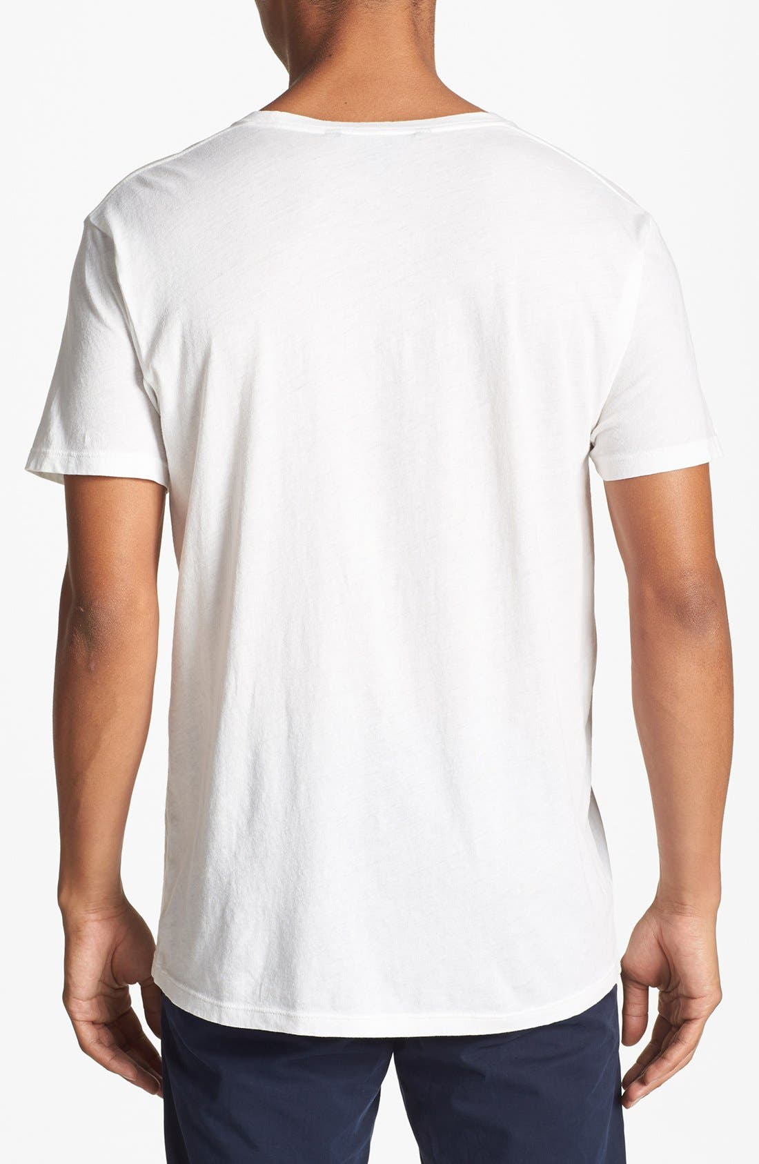 Alternate Image 2  - MARC BY MARC JACOBS 'Faded Font' T-Shirt