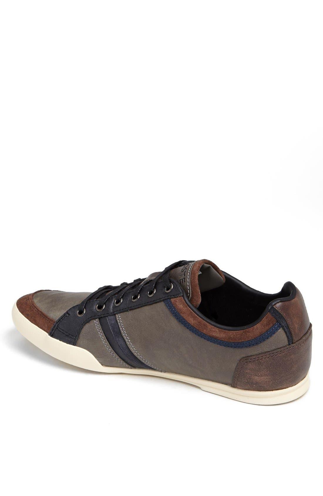 Alternate Image 2  - Lacoste 'Rayford 3' Sneaker (Men)