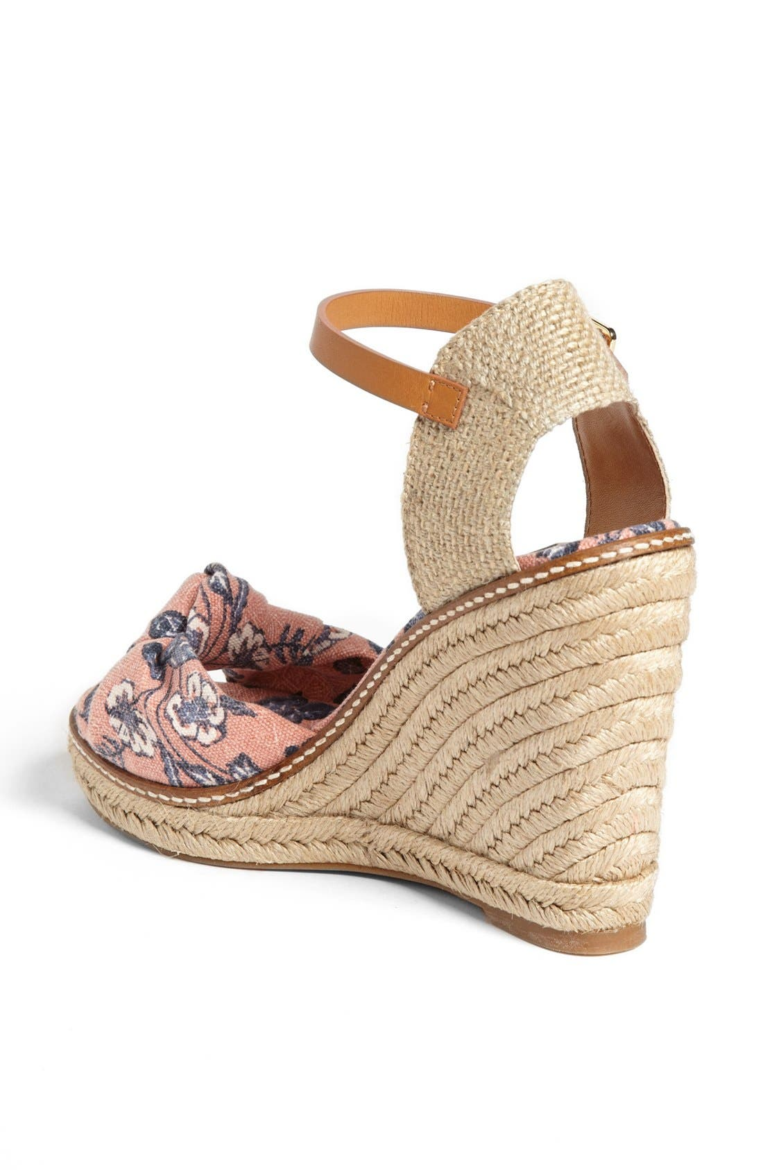 Alternate Image 2  - Tory Burch 'Macy' Wedge Espadrille (Nordstrom Exclusive)
