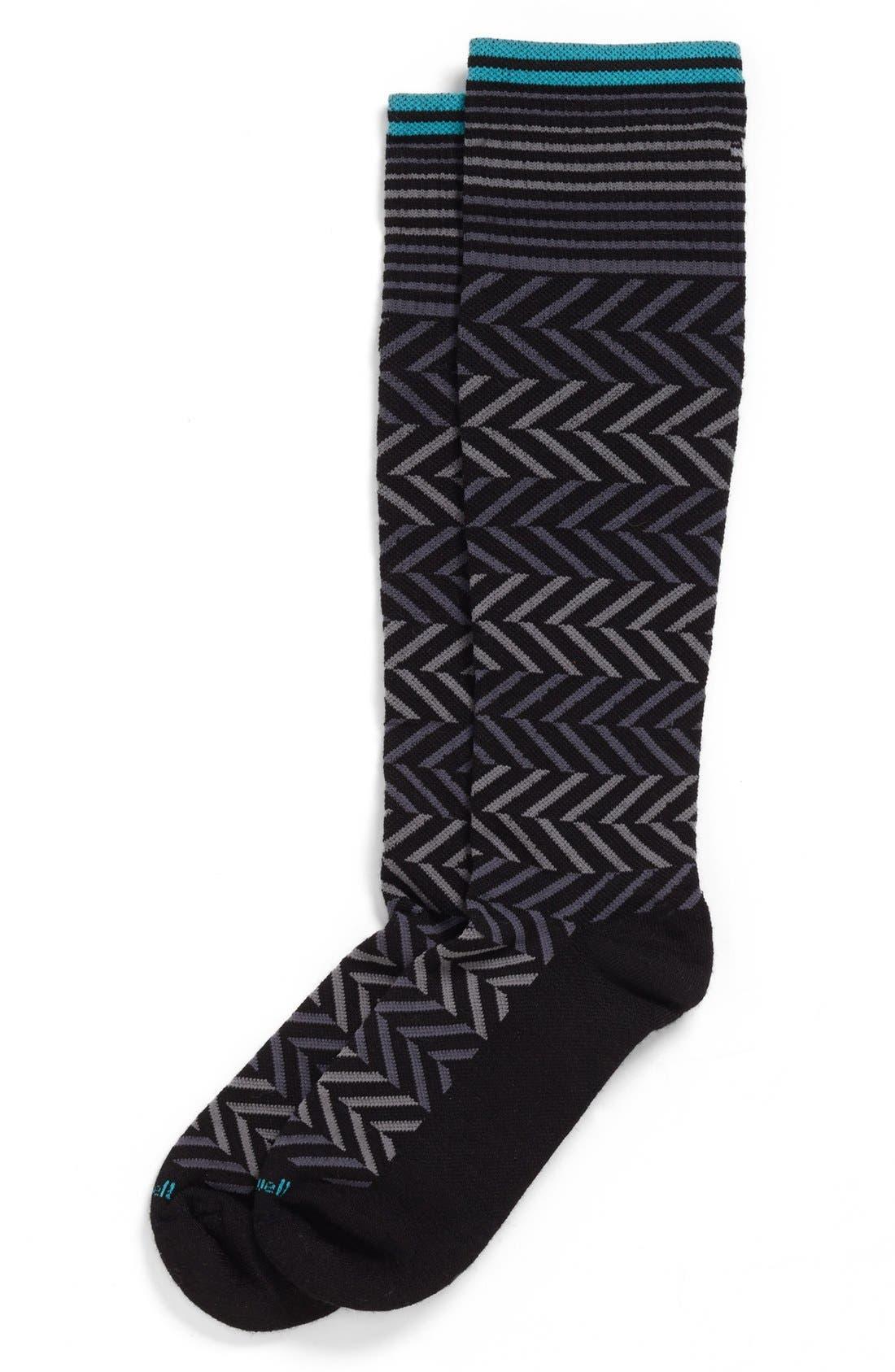 Alternate Image 2  - Sockwell Goodhew Graduated Compression Socks