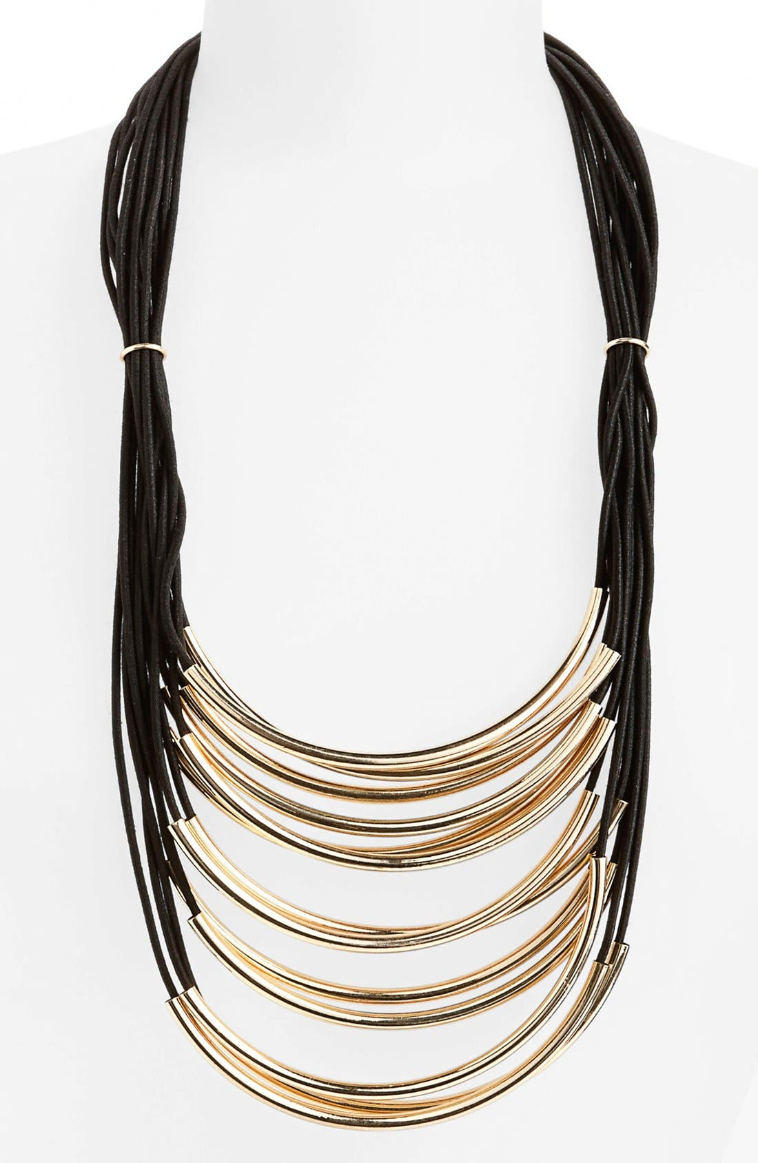 Main Image - Natasha Couture Multistrand Necklace