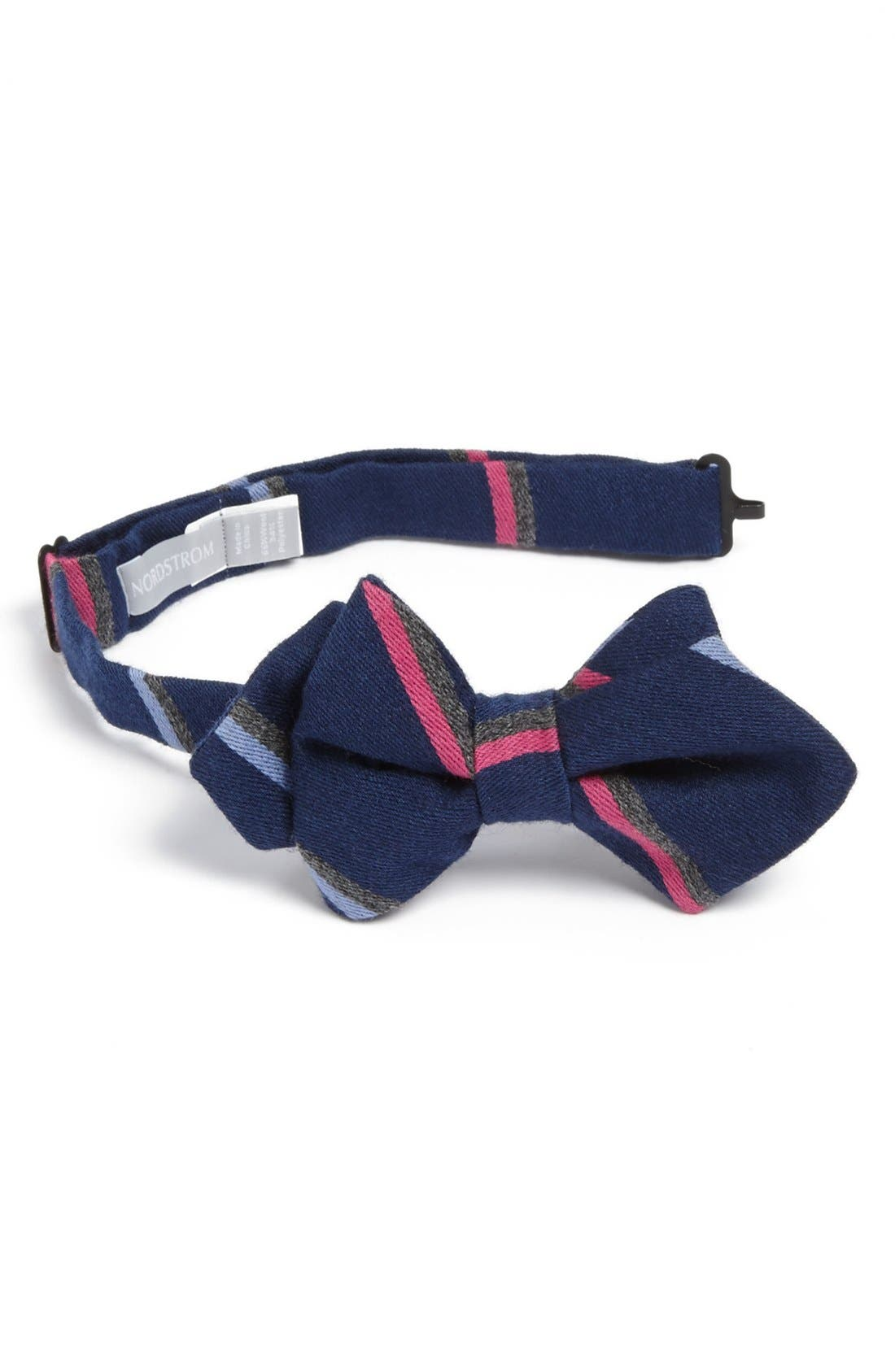 Alternate Image 1 Selected - Nordstrom Wool Blend Bow Tie (Boys)