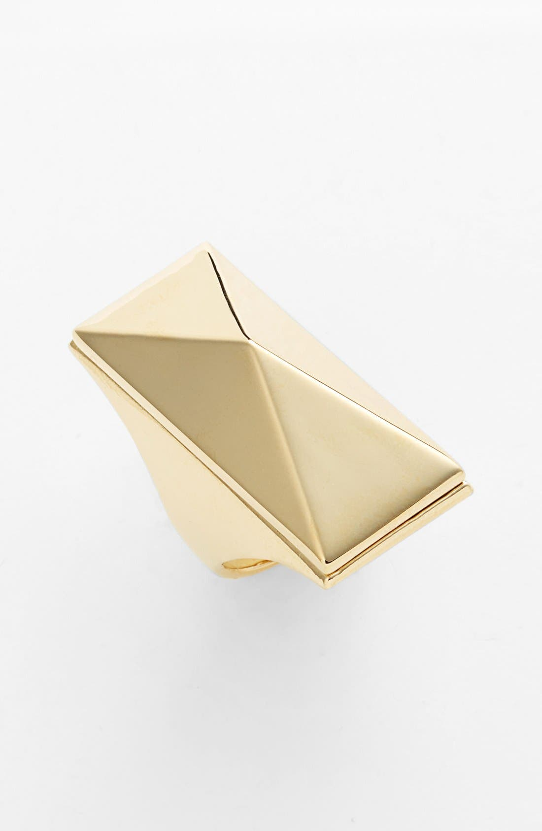 Alternate Image 1 Selected - St. John Collection Pyramid Statement Ring (Online Only)