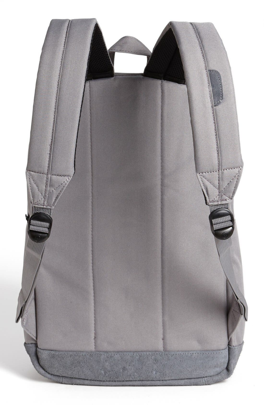 Alternate Image 2  - Herschel Supply Co. 'Pop Quiz' Suede Trim Backpack