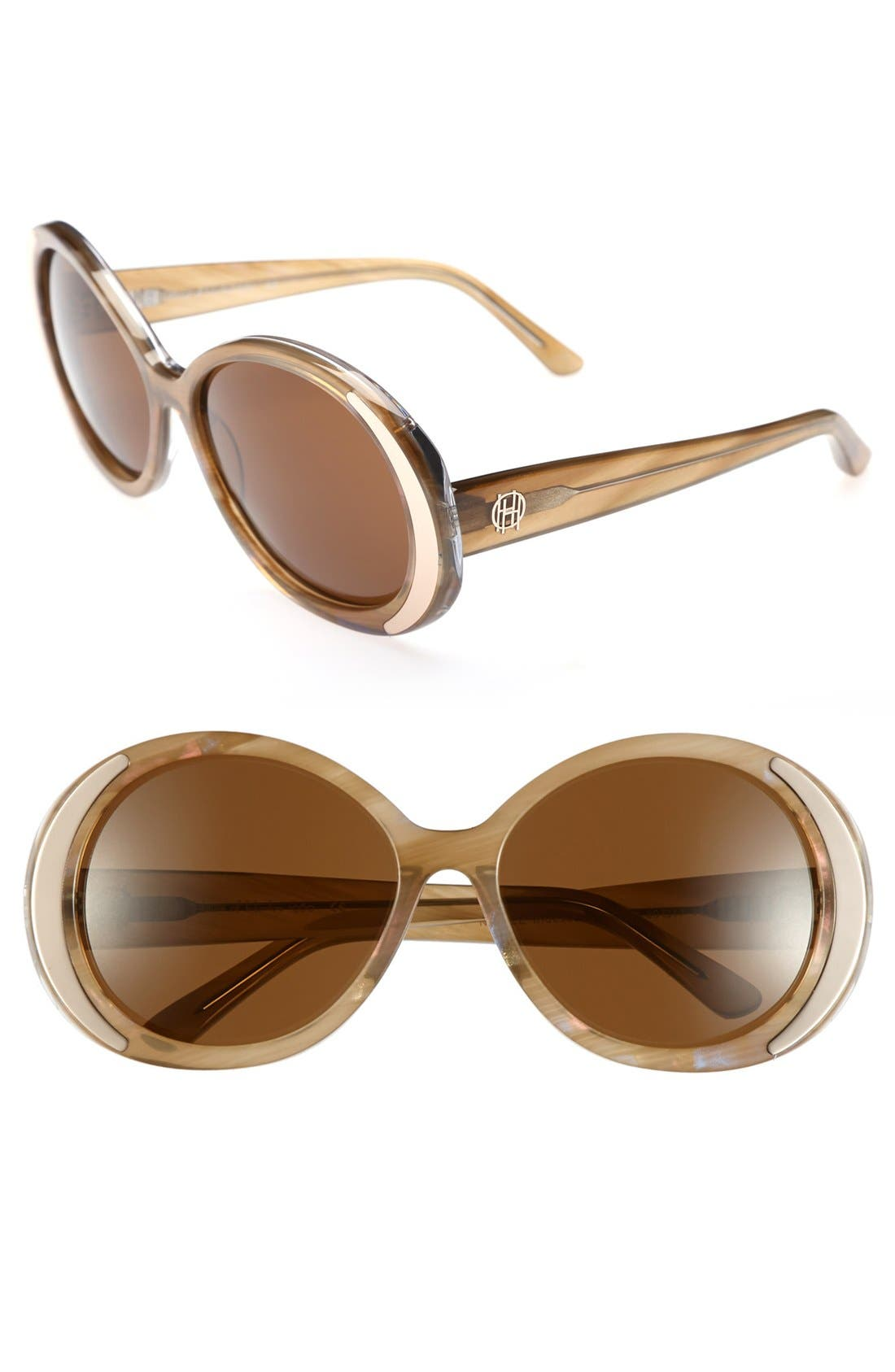 Alternate Image 1 Selected - House of Harlow 1960 'Nicole' 60mm Sunglasses