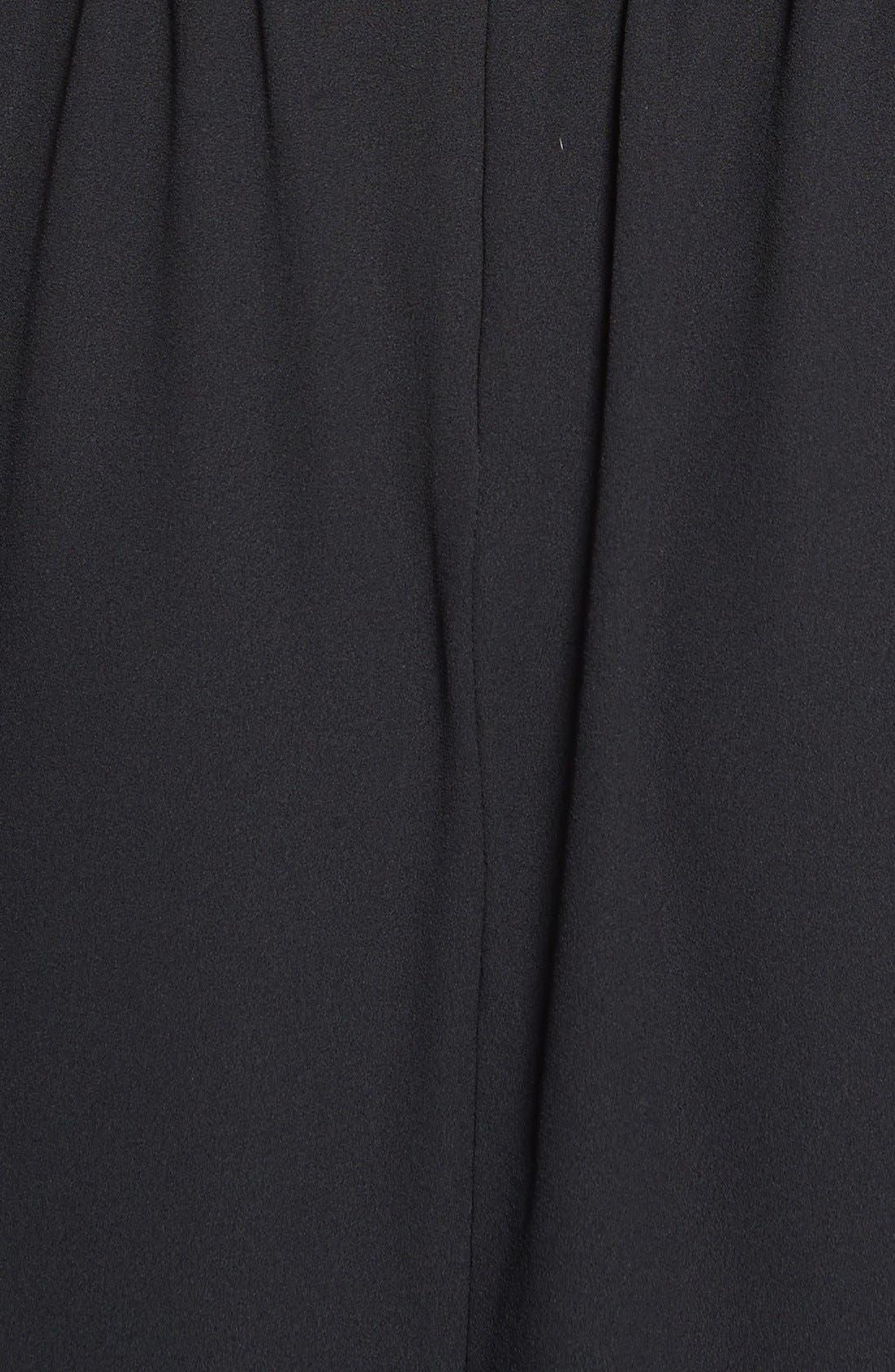 Alternate Image 3  - June & Hudson Strappy Woven Maxi Dress