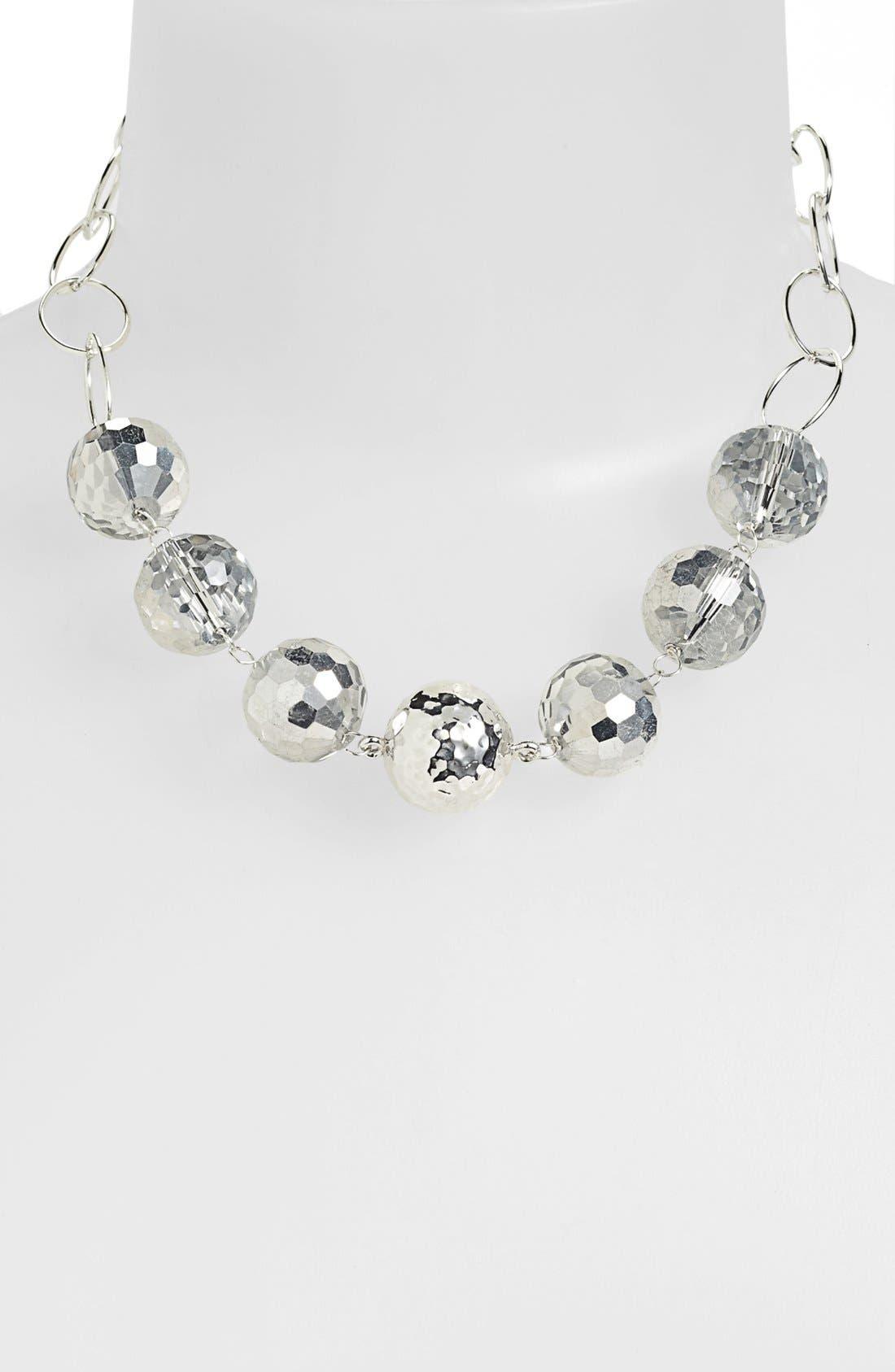 Main Image - Simon Sebbag Quartz Chain Collar Necklace