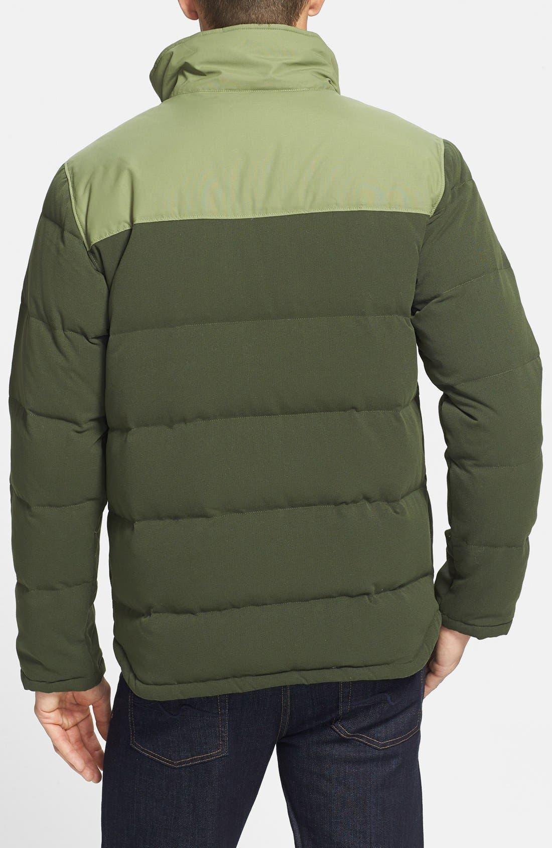 Alternate Image 2  - Patagonia 'Bivy' Quilted Down Jacket