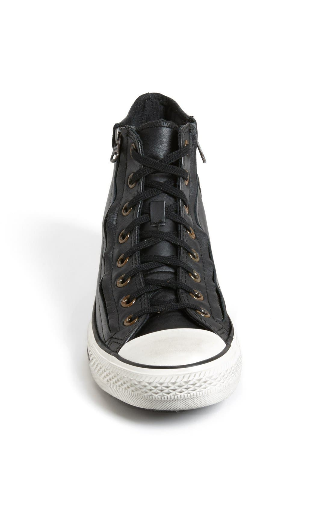 Alternate Image 3  - Converse Chuck Taylor® All Star® Zip Sneaker (Men)