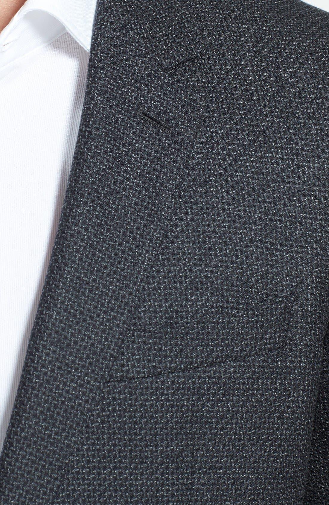 Alternate Image 3  - BOSS HUGO BOSS 'Hutch' Trim Fit Wool Sportcoat