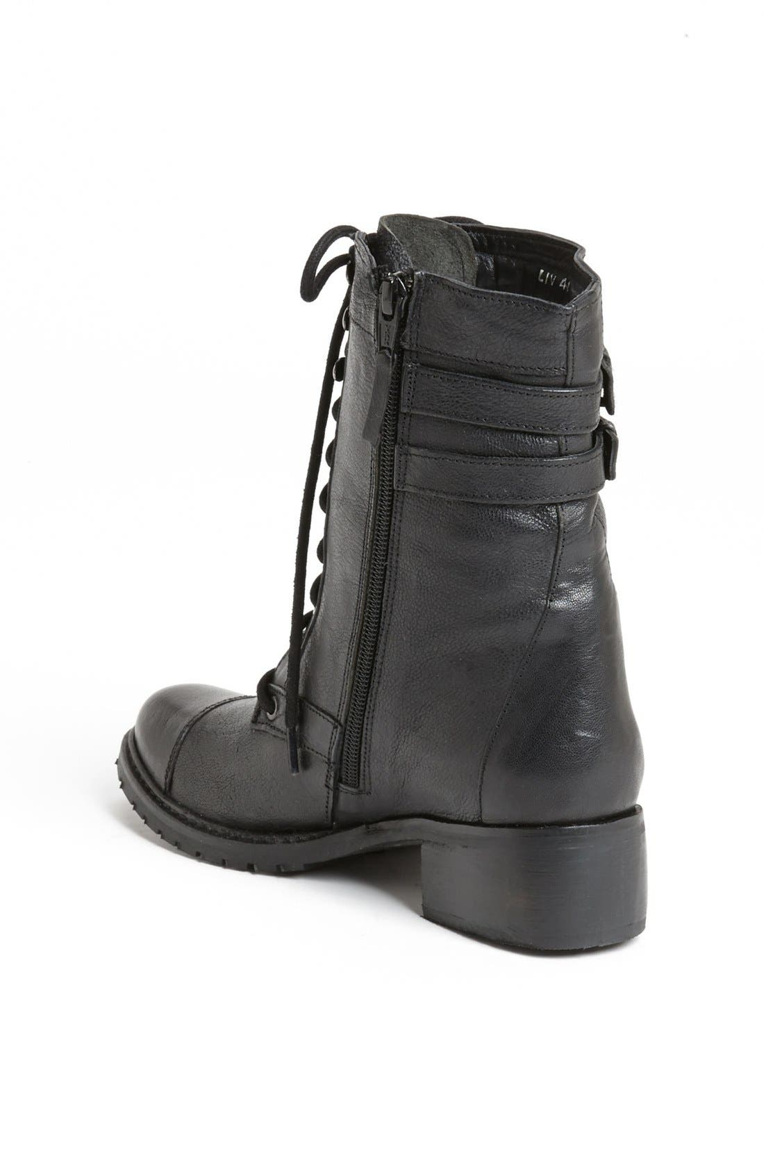 Alternate Image 2  - Adam Tucker Me Too 'Liv' Military Boot