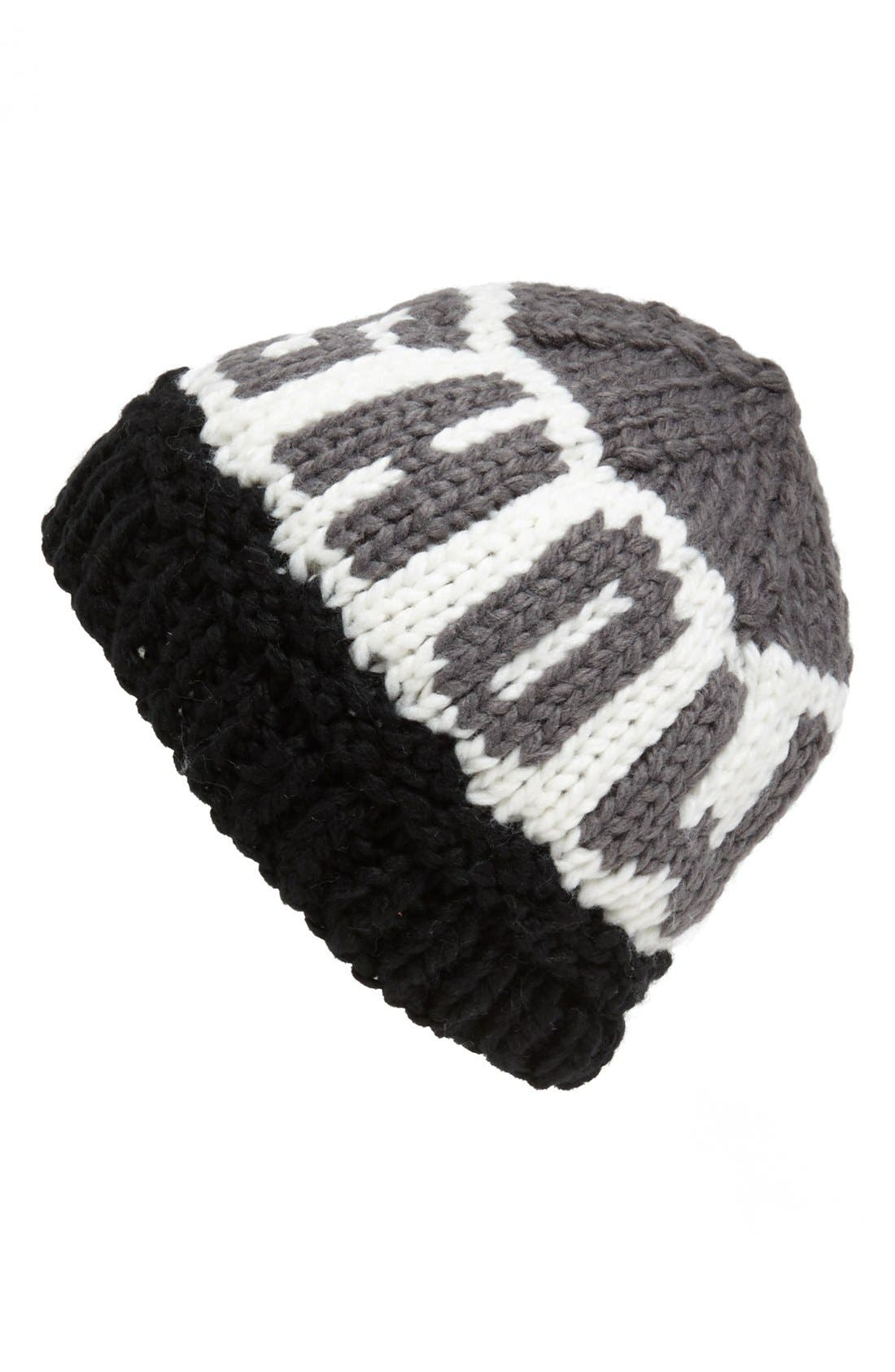 Alternate Image 1 Selected - BCBGeneration 'Show/Tell' Beanie