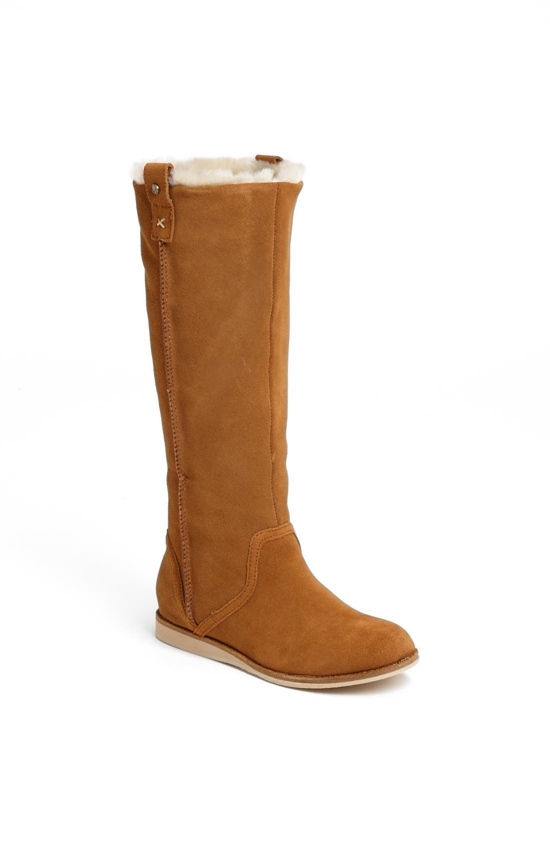 Alternate Image 1 Selected - Reef Faux Fur Boot
