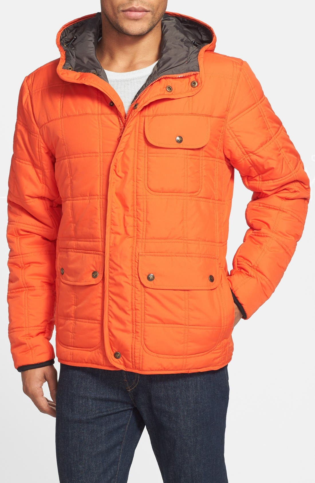 Alternate Image 1 Selected - Spiewak 'Block Island' Quilted Jacket