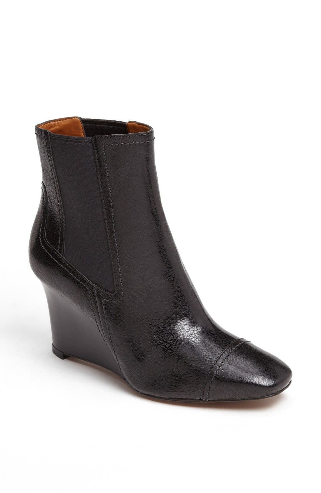 Main Image - Nine West 'Xepted' Wedge Bootie