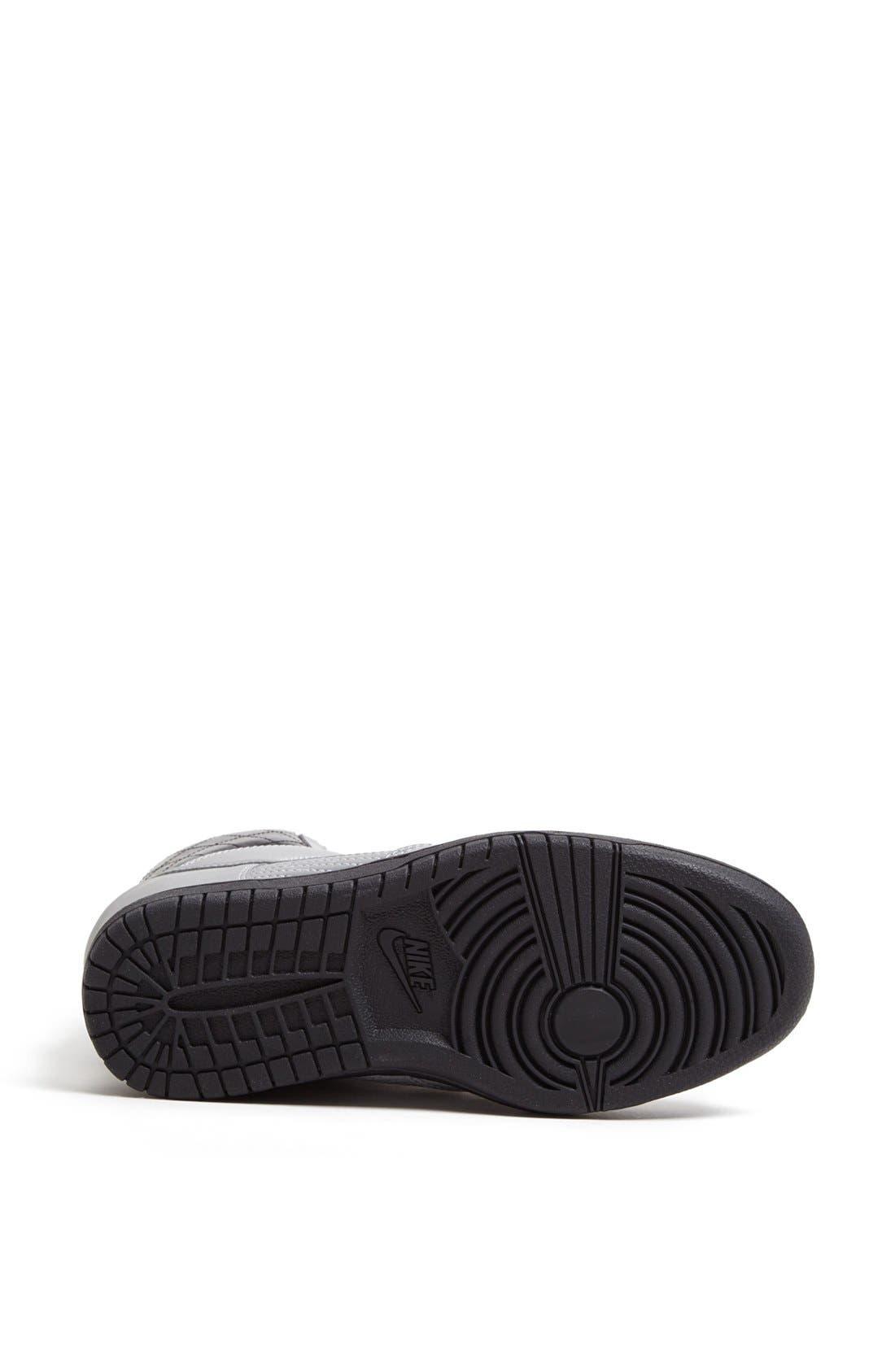 Alternate Image 4  - Nike 'Dunk Sky Hi' Hidden Wedge Sneaker Boot (Women)