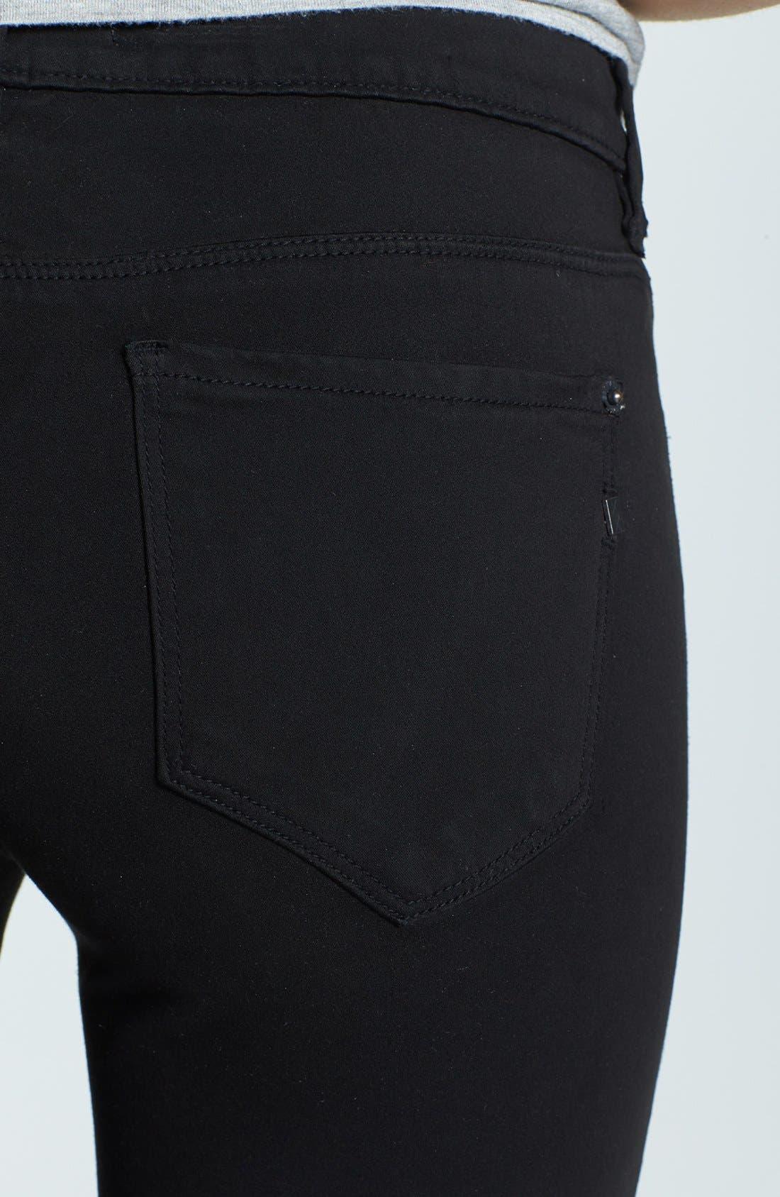 Alternate Image 3  - Genetic 'Shya' Cigarette Skinny Jeans