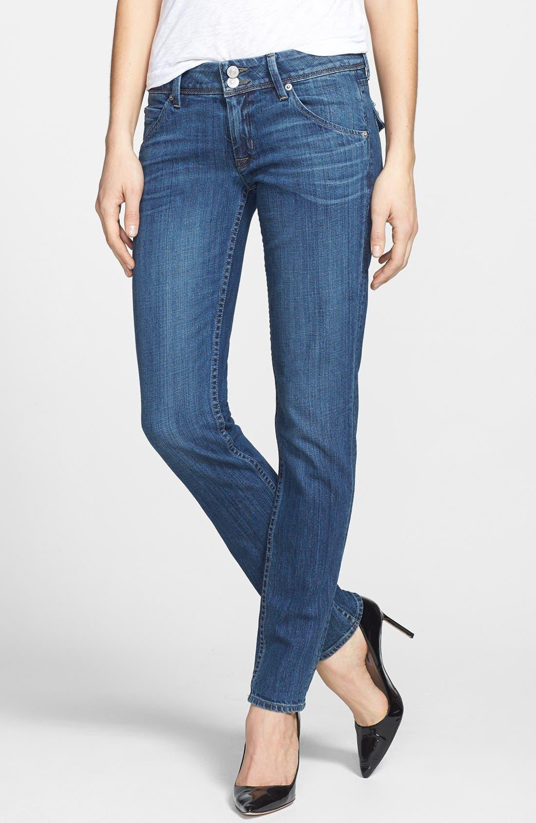 Alternate Image 1 Selected - Hudson Jeans 'Collin' Skinny Jeans (Prodigy)