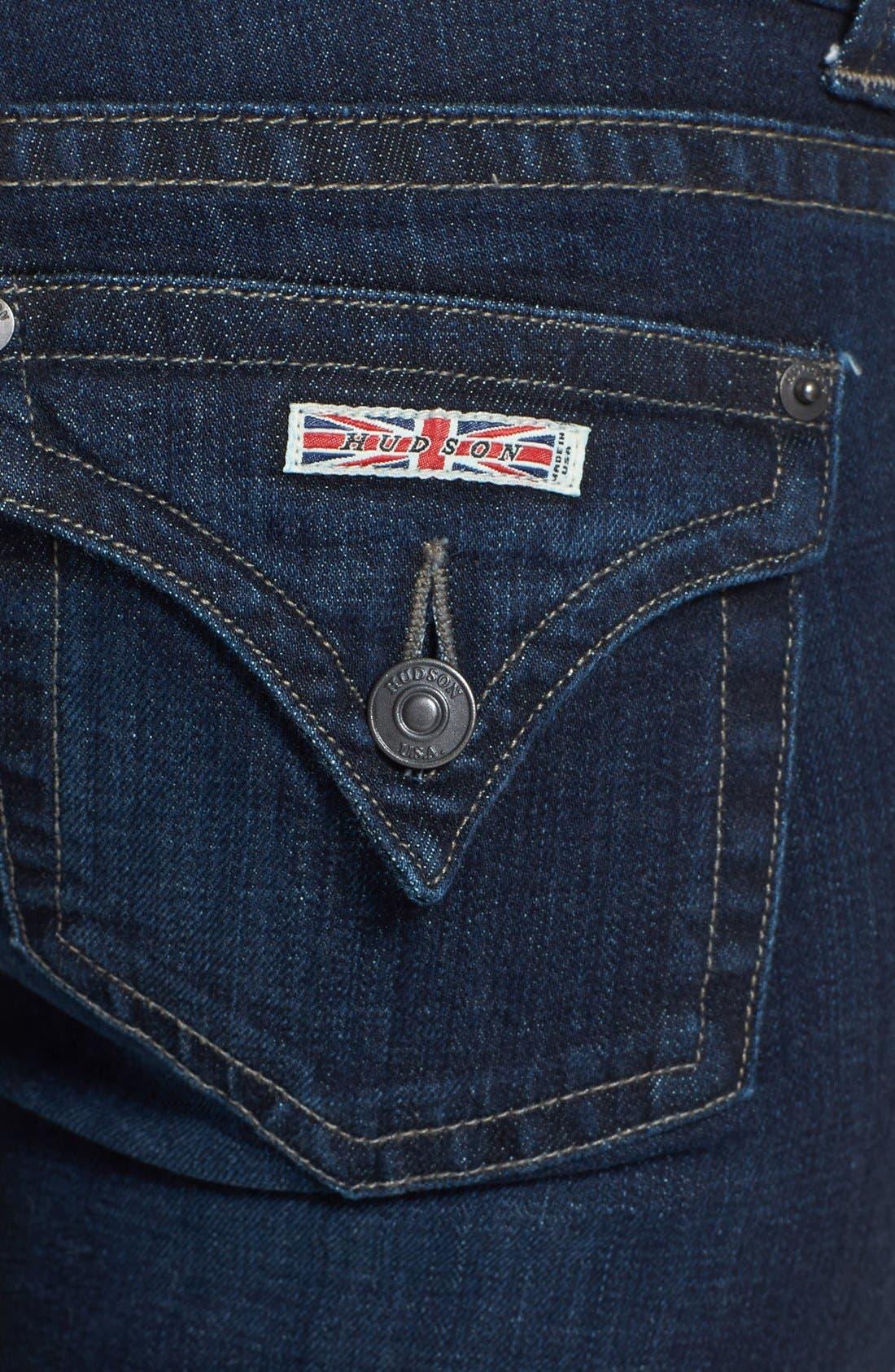 Alternate Image 3  - Hudson Jeans 'Signature' Bootcut Jeans (Charisma)