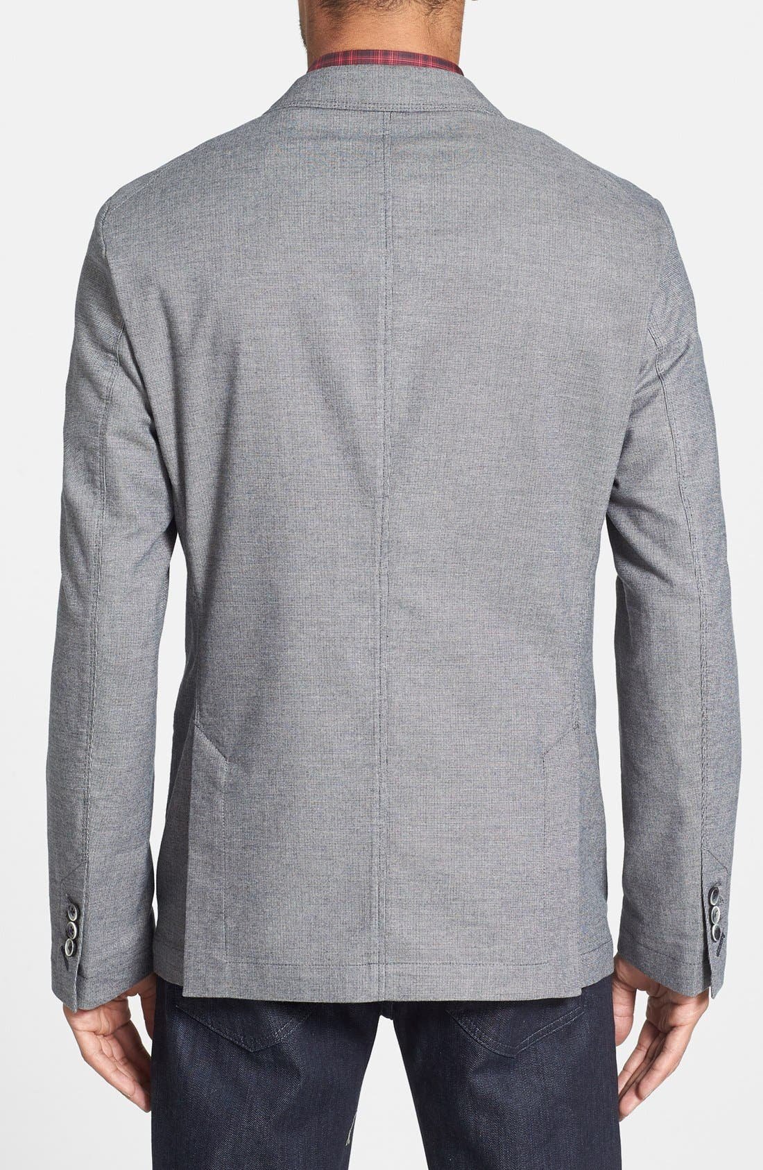 Alternate Image 3  - BOSS HUGO BOSS 'Morell' Regular Fit Blazer