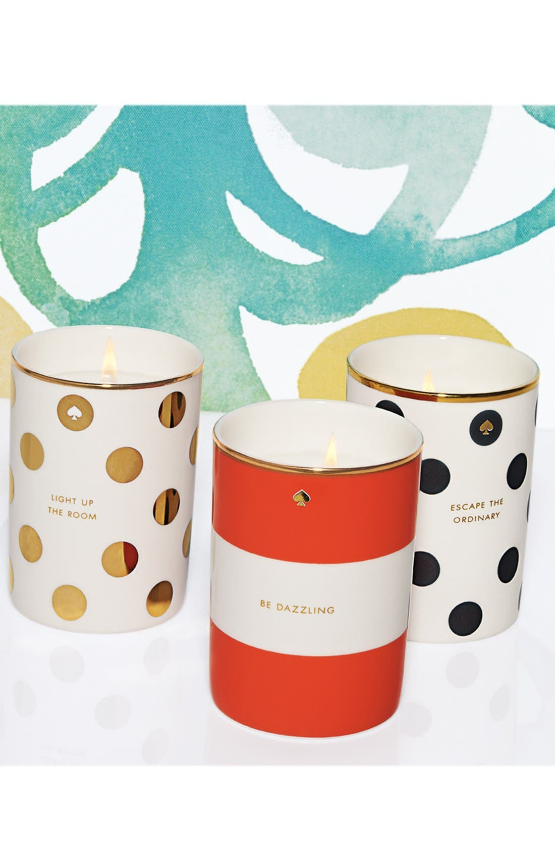'light up the room' scented candle,                             Alternate thumbnail 2, color,