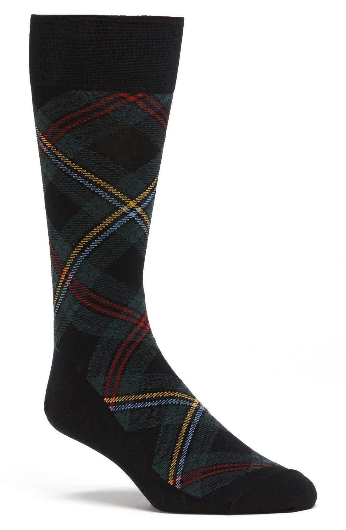 Alternate Image 1 Selected - Polo Ralph Lauren Argyle Socks