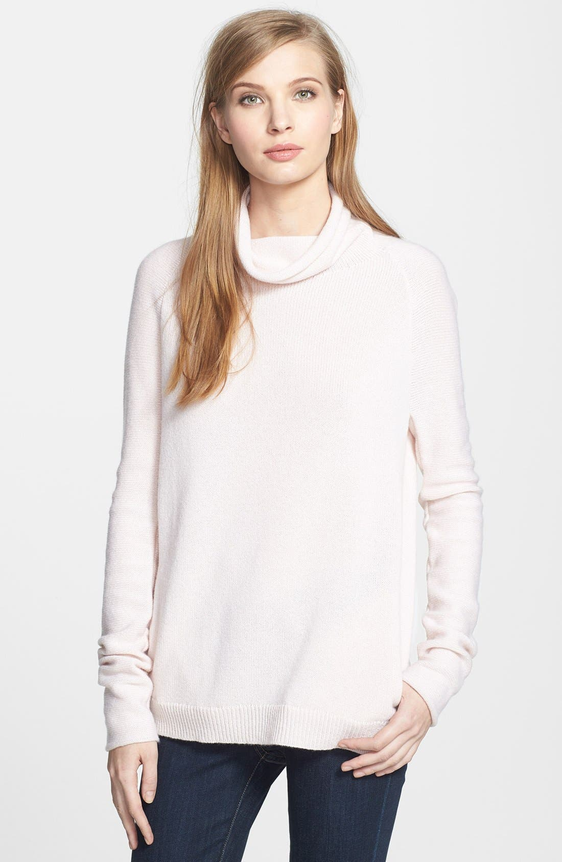 Alternate Image 1 Selected - Theory 'Norman B.' Cashmere Sweater