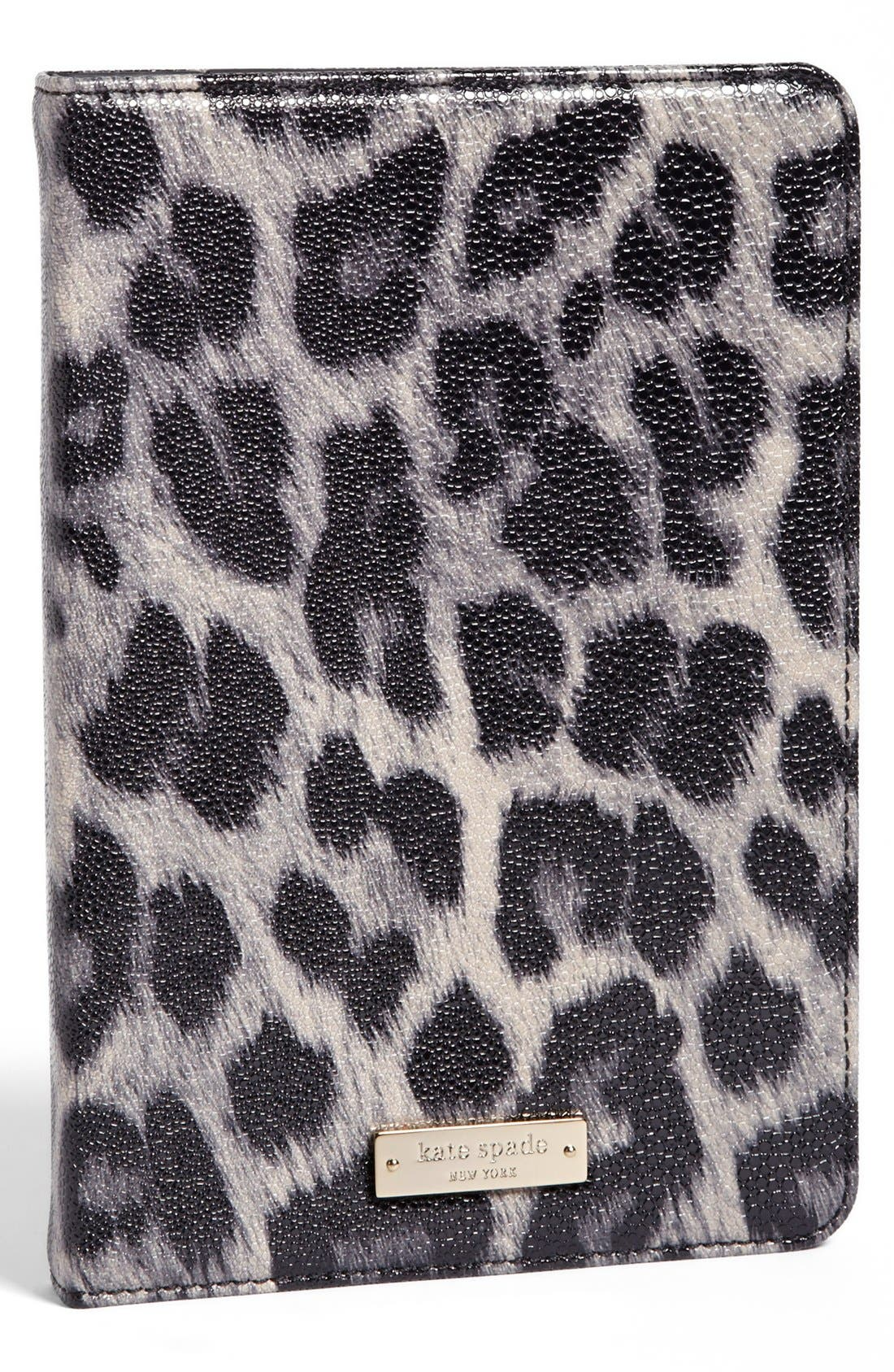 Alternate Image 1 Selected - kate spade new york 'leroy street' iPad mini case