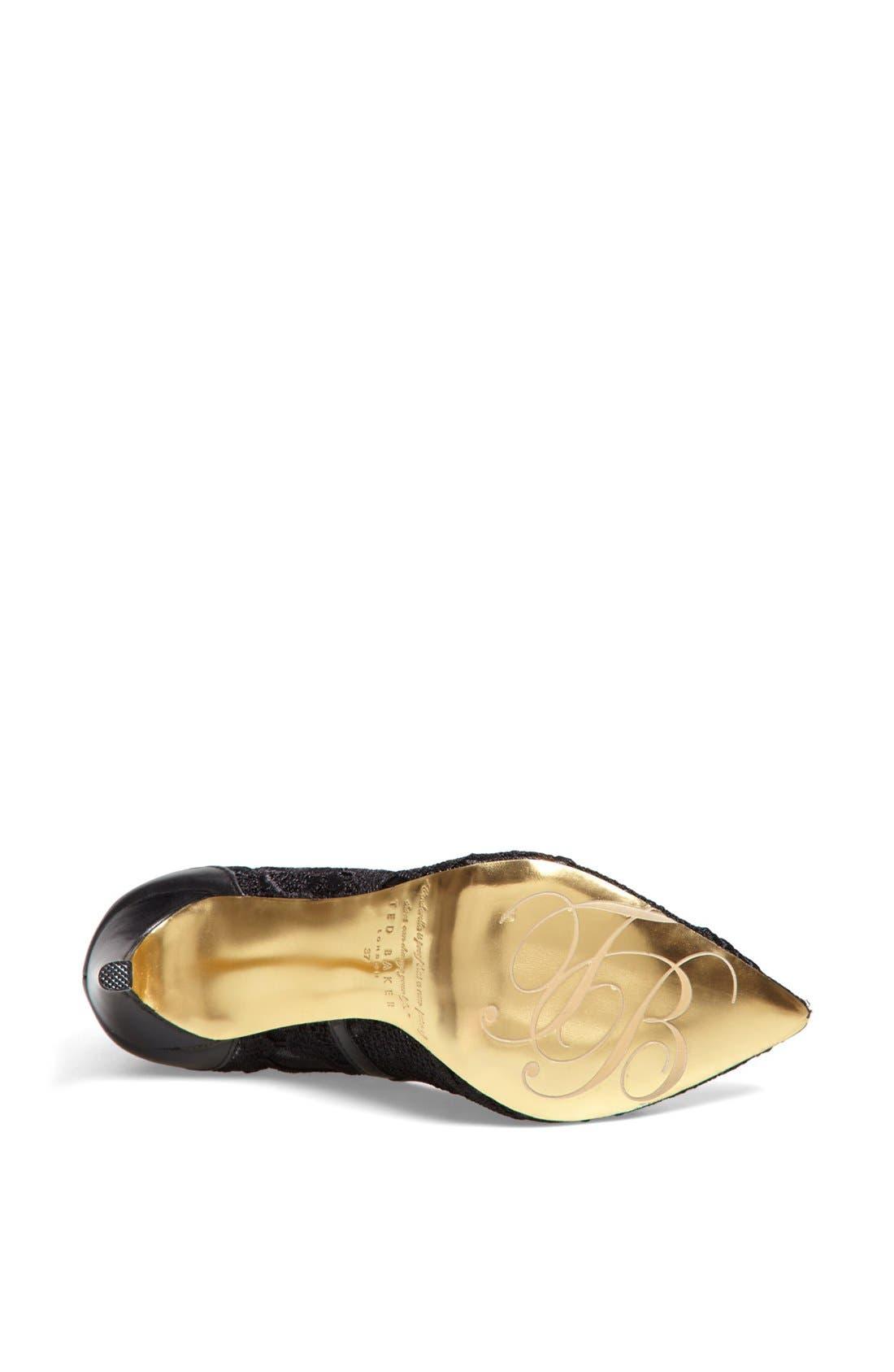 Alternate Image 4  - Ted Baker London 'Feeban' Pointed Toe Pump