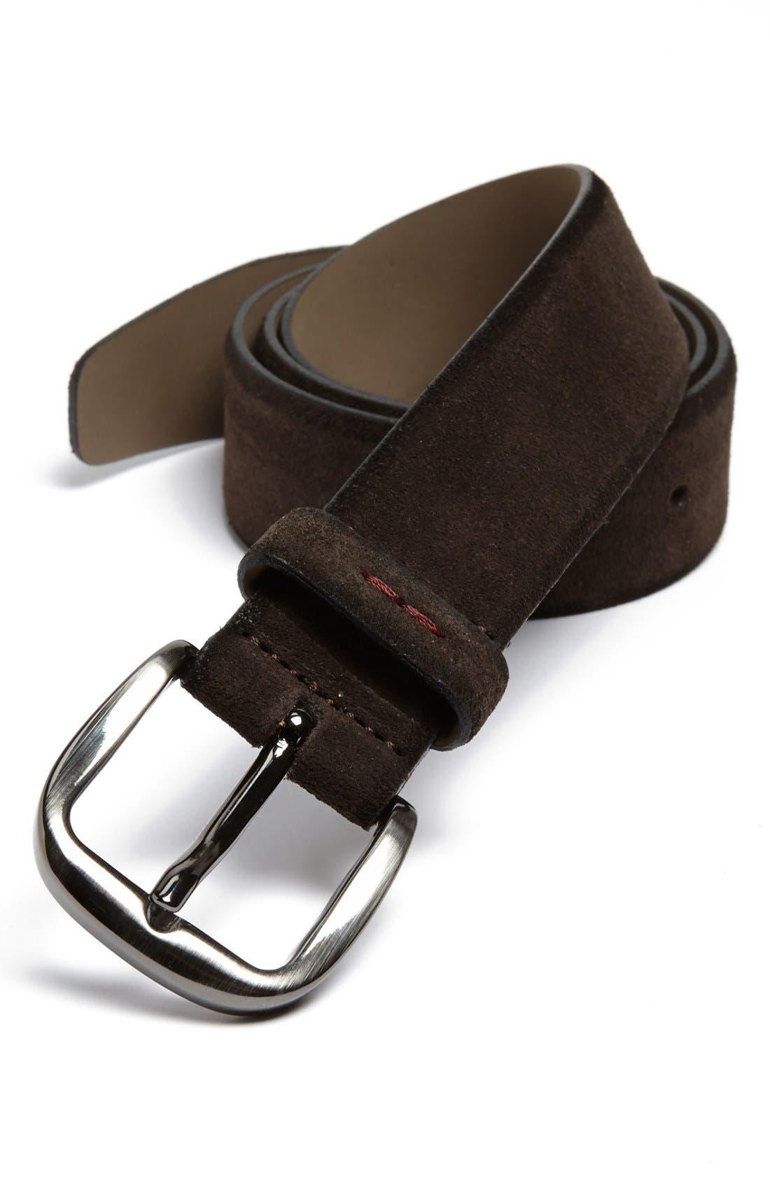 Alternate Image 1 Selected - BOSS HUGO BOSS 'Caros-S' Belt