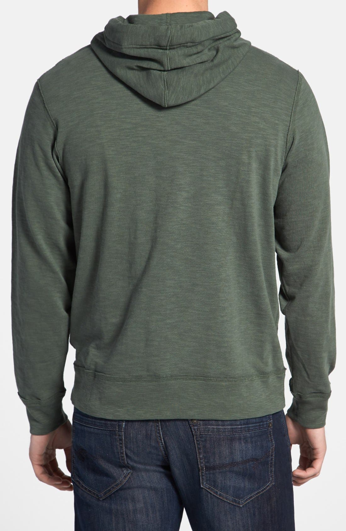 Alternate Image 2  - '47 'Slugger - Green Bay Packets' Hoodie