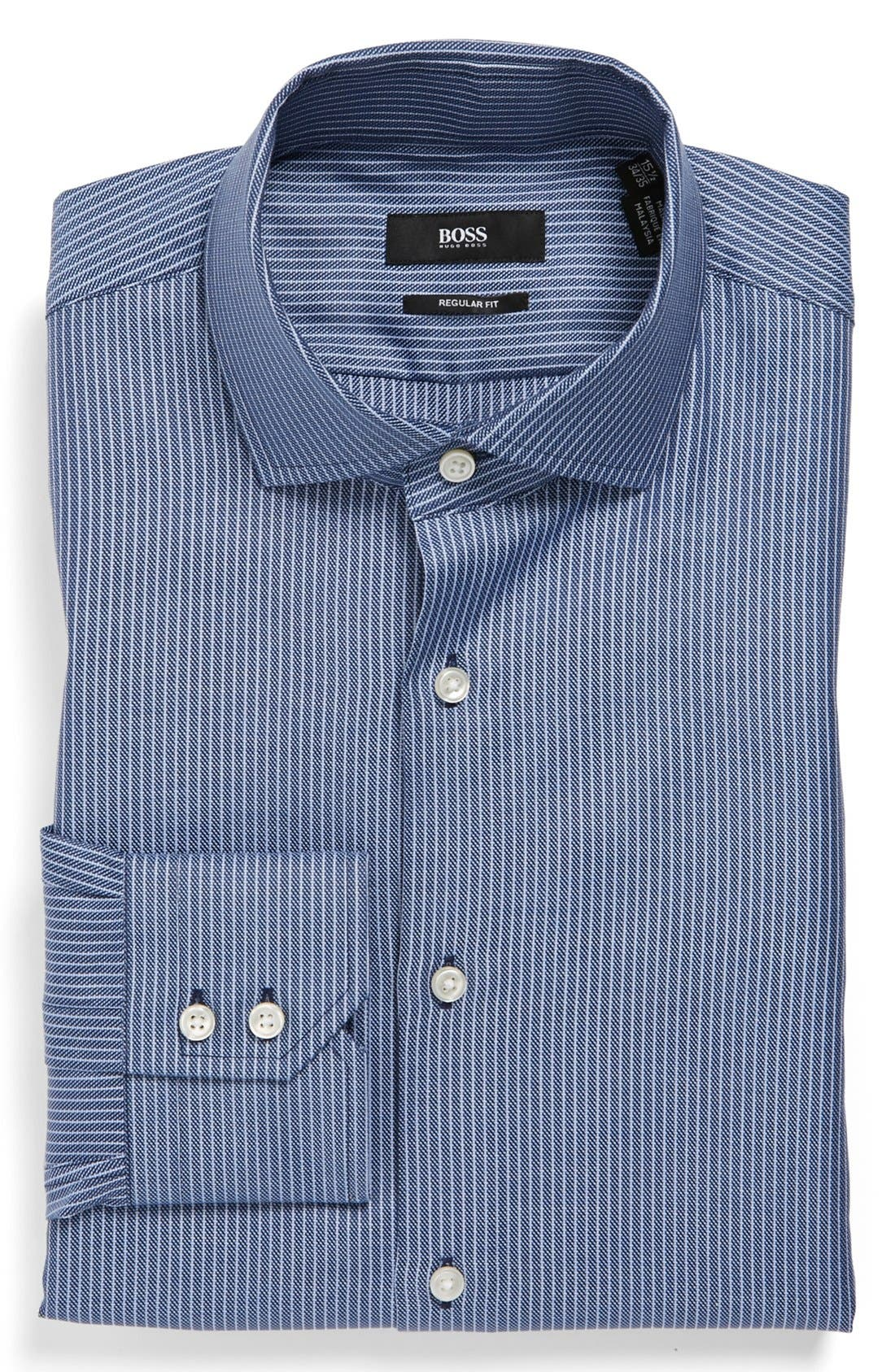 Main Image - BOSS HUGO BOSS 'Gordon' US Regular Fit Dress Shirt