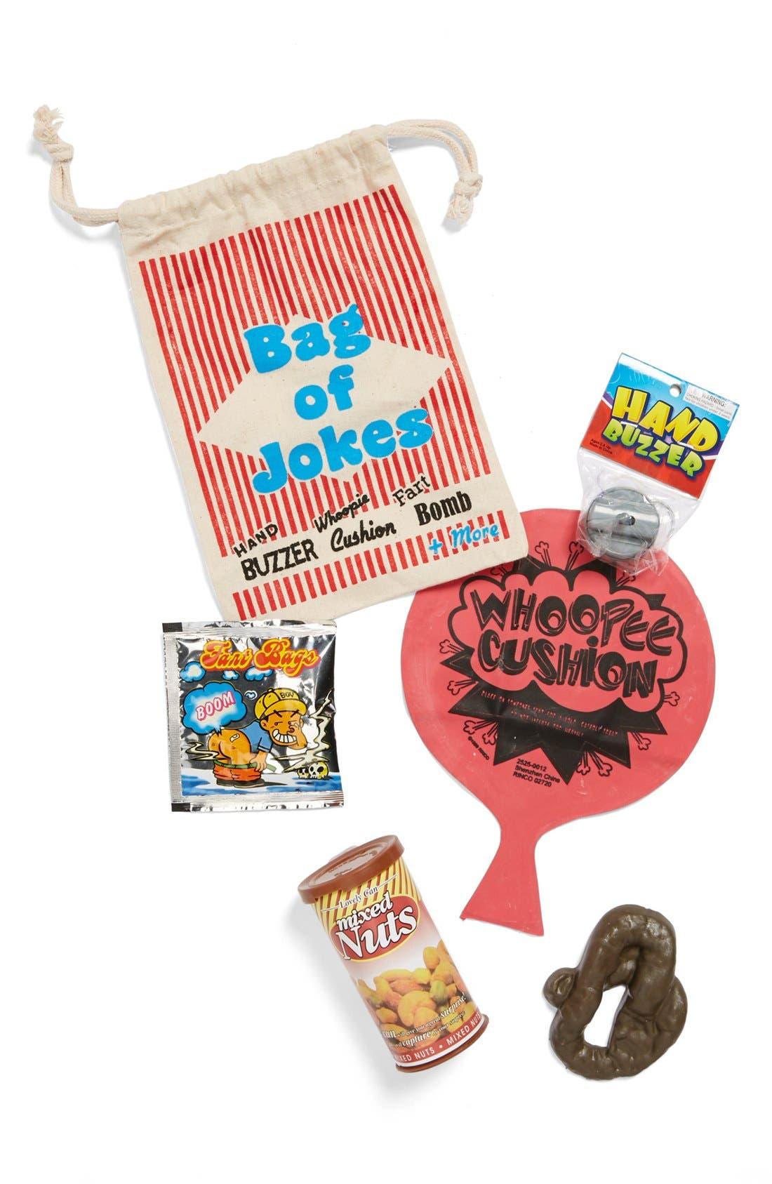Alternate Image 1 Selected - Spitfire Girl 'Bag of Jokes' Grab Bag