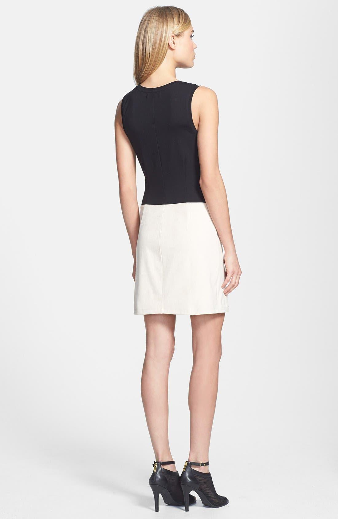 Alternate Image 2  - Sanctuary Colorblock Sheath Dress