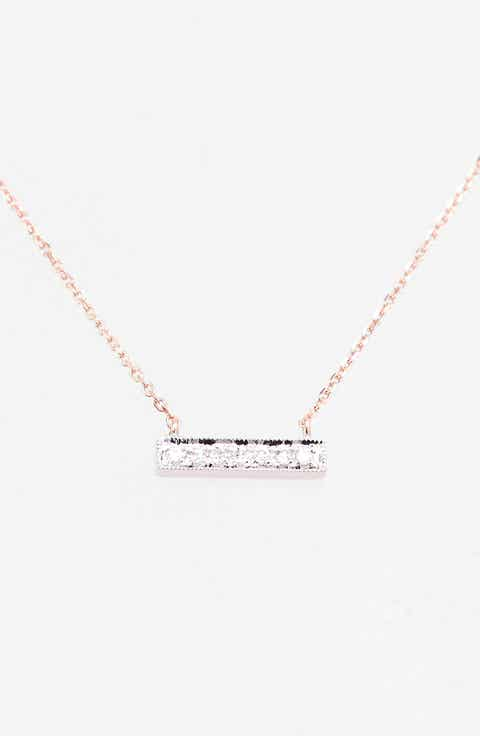 Womens diamond necklaces aloadofball Gallery