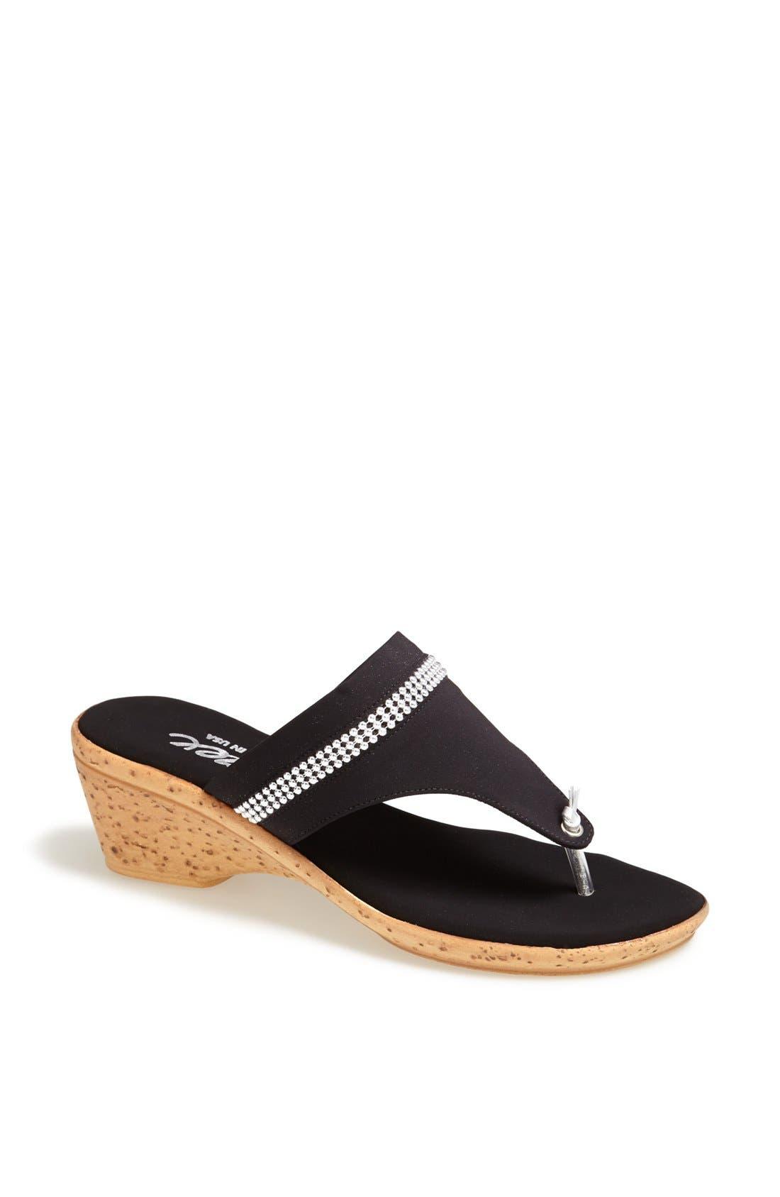 Main Image - Onex 'Tory' Wedge Sandal