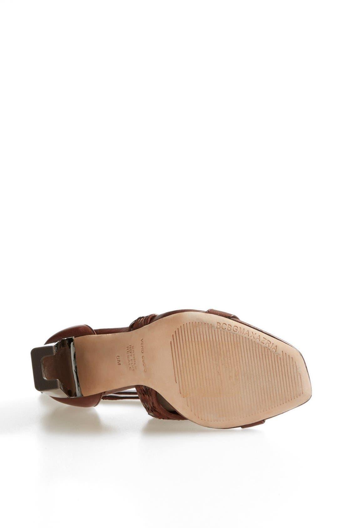 Alternate Image 4  - BCBGMAXAZRIA 'Pixy' Sandal