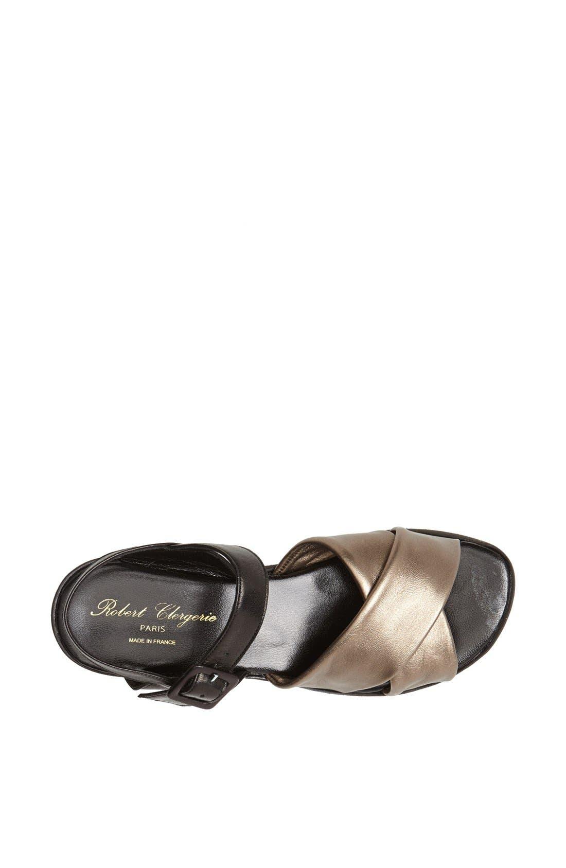 Alternate Image 3  - Robert Clergerie 'Palmer' Platform Sandal