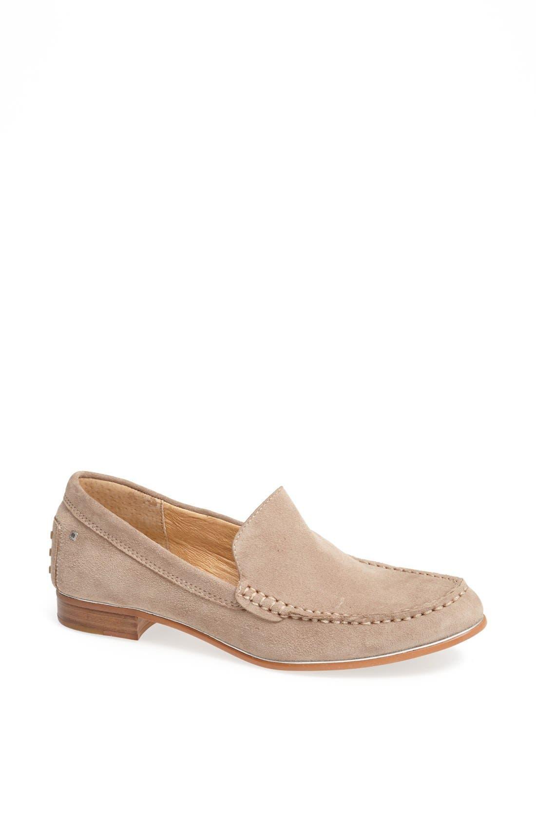 Alternate Image 1 Selected - Dolce Vita 'Venka' Leather Flat