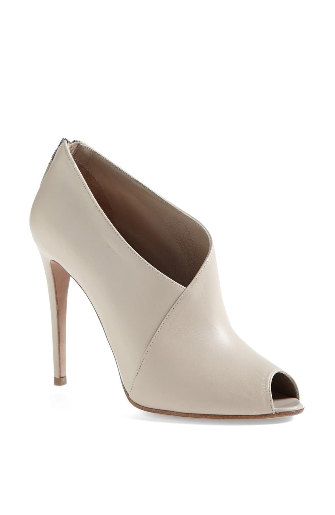Alternate Image 1 Selected - Prada Peep Toe Bootie